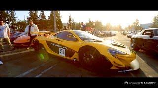 McLaren P1 GTR Shows up at Supercar Sunday May 2015
