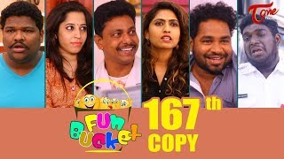 Fun Bucket | Telugu Comedy Web Series | Episode 167