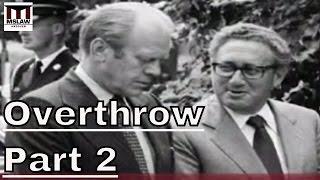 American Imperialism  Iran Vietnam Chile Stephen Kinzer On Overthrow Part 2