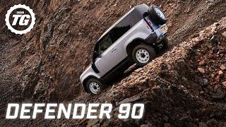 PREVIEW | Chris Harris: is the new Land Rover Defender as good as the old one? | Top Gear