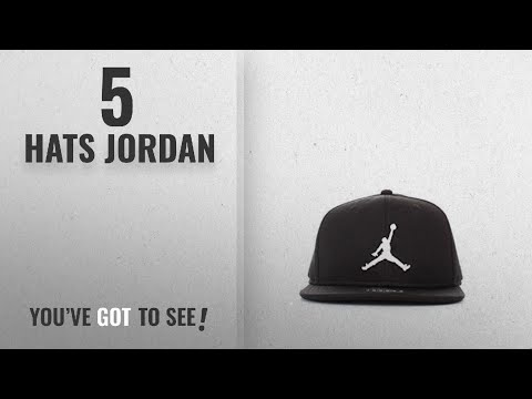 Top 10 Hats Jordan [2018]: Nike Jordan Jumpman Snapback Men Adjustable Hat
