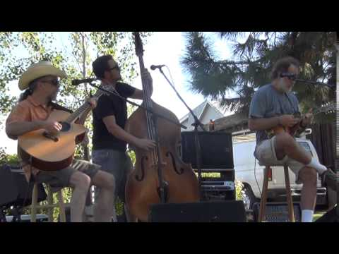 The Fire Weeds Acoustic Trio - Czeck's in the Mail ~ 7/26/14 Balch Hotel, Dufur, Oregon