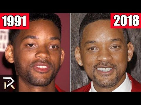 10 Famous People Who Don't Age