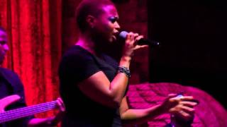 Chrisette Michele - I'm Okay - Live @ Alhambra Palace Chicago 2010