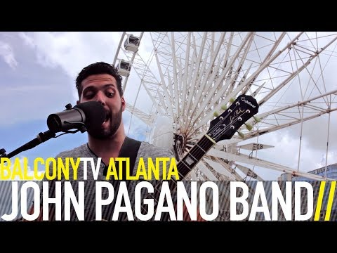 John Pagano Band on Balcony TV