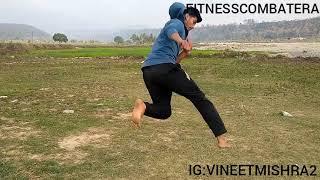 540 kick tutorial in hindi/How to 540 kick easy