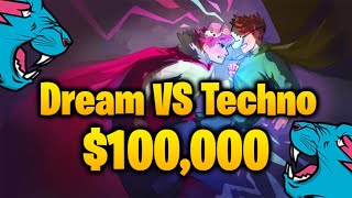 Dream VS Technoblade, the $100,000 Fight That May Break Youtube