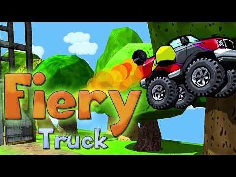 Video of Fiery Truck