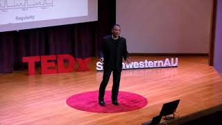 Losing Weight and keeping it off.   Errol Bryce   TEDxSouthwesternAU