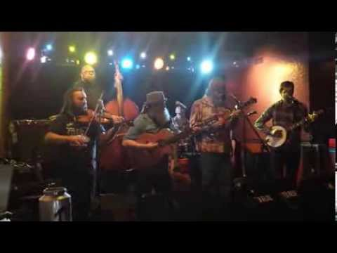 Dirty River Ramblers @ The Omaha Dawg Hunt 2014 - Trouble County Line