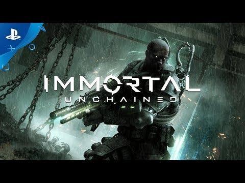 Trailer de Immortal: Unchained