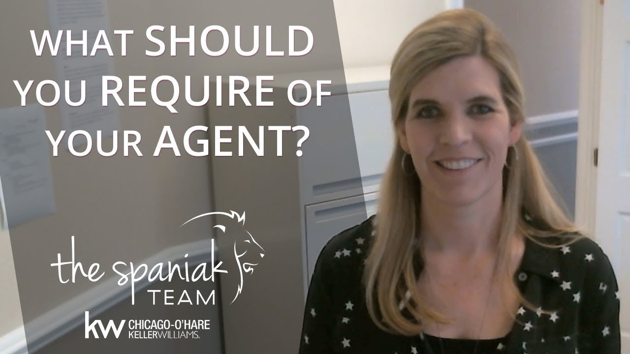 What Qualities Should You Expect From Your Agent?