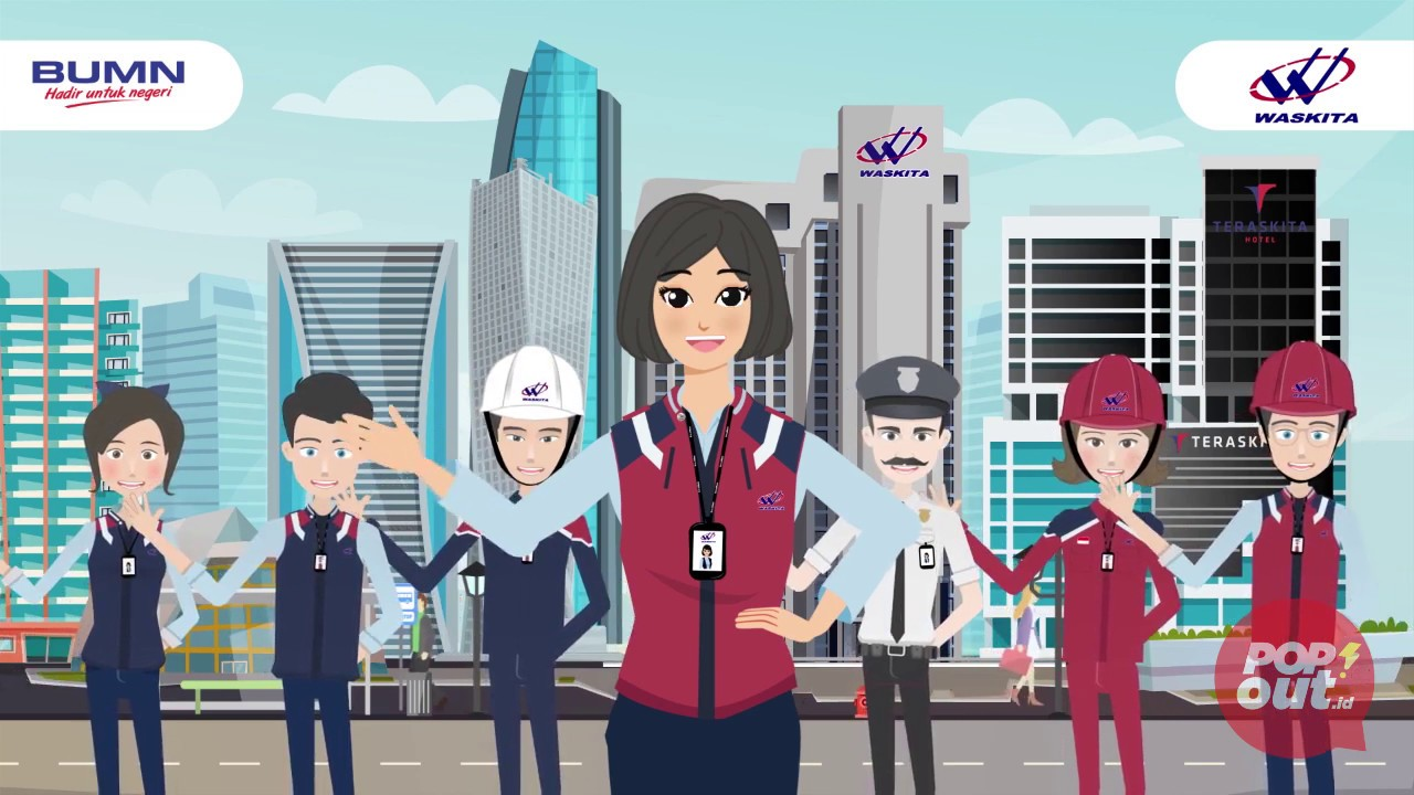 WASKITA Safety Induction Video 2019