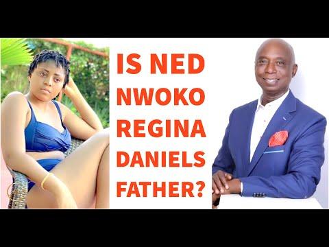 Is Ned Nwoko Regina Daniels Father?