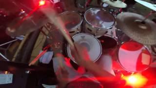 Video DeeDee drum cam - Poslední heč