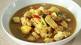 Gambar cover Resep Tongseng Ayam Kuliner Solo Asli Masakan Indonesia