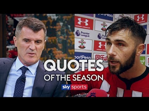 Sky Sports Quotes of the Season 2018/19 | ft. Roy Keane, Gary Neville & more!