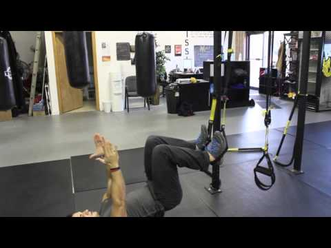 How To Perform a TRX Suspended Leg Curl