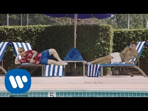 Ed Sheeran & Justin Bieber - I Don't Care [Official Video]