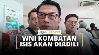 WNI Eks ISIS akan Diadili bila Nekat Pulang ke Indonesia