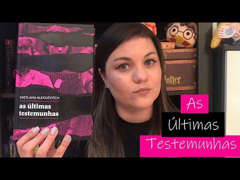 As Últimas Testemunhas | Svetlana Aleksiévitch | VOCÊ PRECISA LER ESSE LIVRO | #05 - Aline do Prado