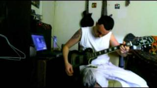 damageplan moment of truth guitar cover