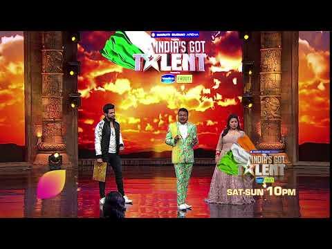 India's Got Talent: Sat-Sun 10 PM.