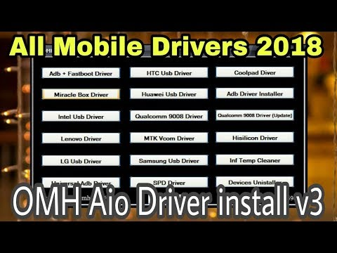 All mobile usb driver download link || by miracle box