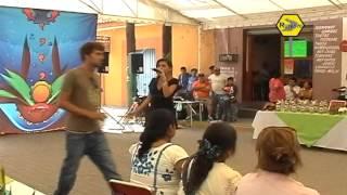preview picture of video 'Feria del Mezcal 2012 Sede Tlacolula de Matamoros'