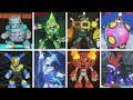 Mega Man 11 All Bosses