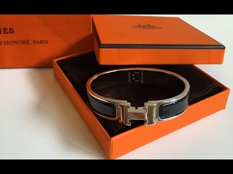 Hermes Clic H Review/Wear & Tear – 2016