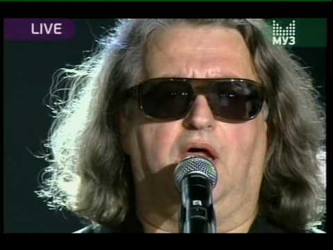 "Александр Градский ""Как молоды мы были"" МУЗ-ТВ 5.06.2009"