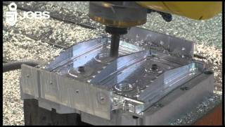 Aircraft Rib Milling Demo