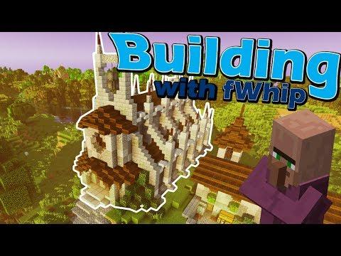 Village Church Transformation 1 12 Survival Minecraft Project