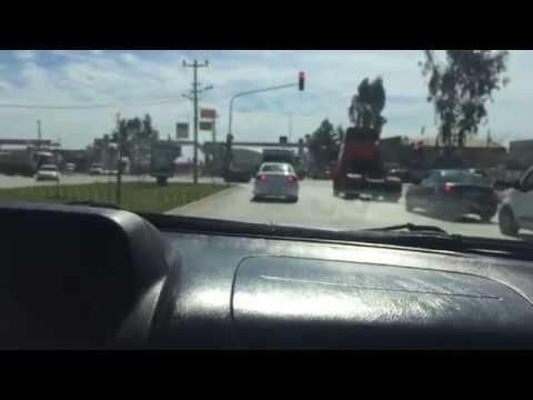 Der Aufwand des Benzins auf 100 km. chundaj