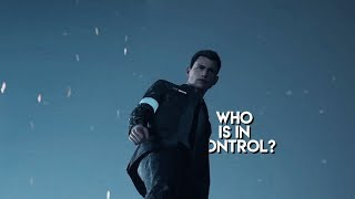 Connor   Who is in control?