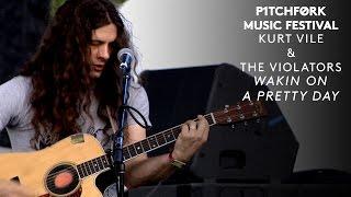 "Kurt Vile and The Violators perform ""Wakin on a Pretty Day"" - Pitchfork Music Festival 2015"
