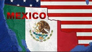 México Reconquista parte de Estados Unidos/Donald Trump