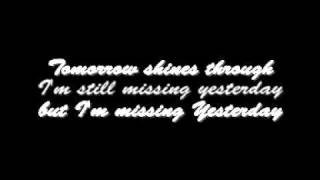 Feeder - Yesterday went too soon lyrics