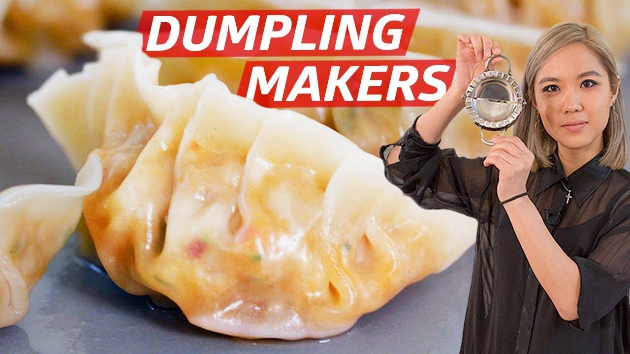 Do You Need a Dumpling Maker for Perfect Dumplings? — The Kitchen Gadget Test Show thumbnail