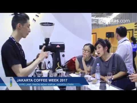 Jakarta Coffee Week 2017