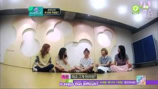 4minute Sohyun aegyo [funny moment]