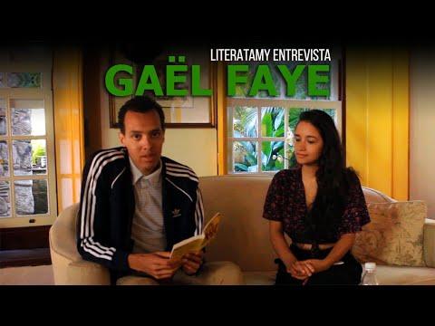 MEU PEQUENO PAÍS, por Gaël Faye (entrevista) | LiteraTamy