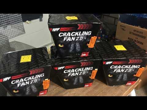 Crackling Fan 2.0