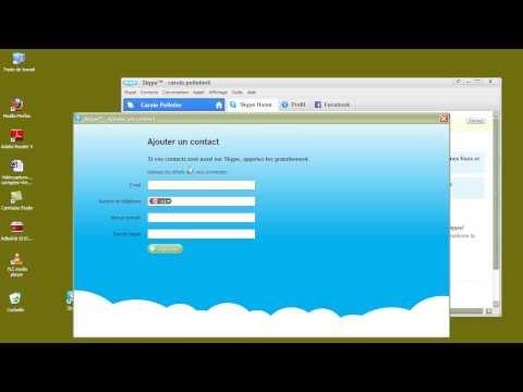 comment s'inscrire sur skype sur ipad