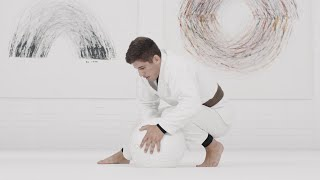 Mobility Drill Session On Medicine Ball By Tainan Dalpra   Art Of Jiu Jitsu