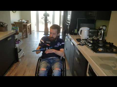 Cooking with a Disability | The Active Hands Company