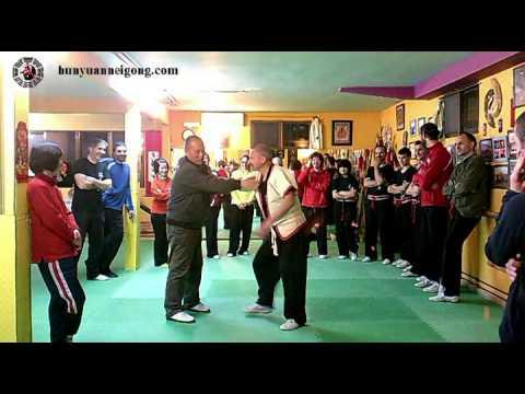 Wutan Talavera: Visita Maestro Chen