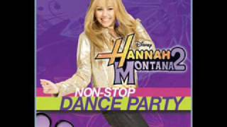 Make Some Noise Dance Party Remix-Hannah Montana HQ