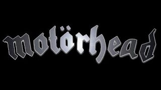 Motorhead   Bye Bye Bitch Bye Bye (Lyrics On Screen)